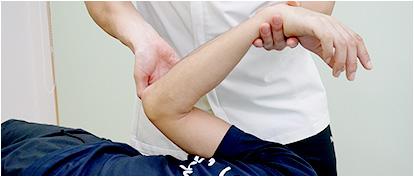 スポーツ障害・外傷専門治療