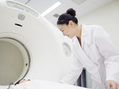 整形外科でレントゲンやMRIでの検査